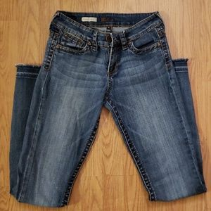 Kut from the Kloth Natalie High Rise Bootcut.